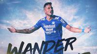 Persib Bandung - Wander Luiz (Bola.com/Adreanus Titus)