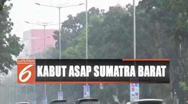 Stasiun Meteorologi BMKG Padang Panjang mencatat kabut asap semakin parah. Terdapat lima titik api baru terpantau di wilayah Sumatra Barat.