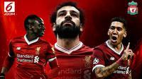 Infografis Trio Liverpool (liputan6.com/Trie yas)