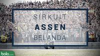 MotoGP_Sirkuit Assen_Belanda (Bola.com/Adreanus Titus)
