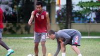 Sultan Samma, yang tampil impresif di Borneo FC saat penyisihan grup, tetap merendah dan fokus membawa tim Pesut Etam menjuarai Piala Jenderal Sudirman. (Bola.com/Romi Syahputra)
