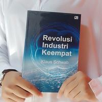 Buku Revolusi Industri Keempat./Copyright Endah
