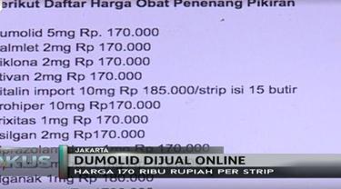 Tak hanya di situs pribadi penjual, obat keras ini pun bisa kita jumpai di sejumlah situs toko belanja daring yang terkemuka di Indonesia.