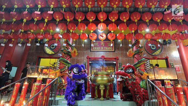 4 Kawasan Kampung Cina Di Indonesia Bukti Luasnya Persebaran Etnis Tionghoa Lifestyle Liputan6 Com