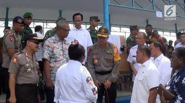 Tiga orang tewas ditembak kelompok bersenjata di Papua saat membawa hasil rekap suara Pilkada.