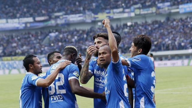 Persib Hari Ini: Jadwal Liga 1 Hari Ini, Siaran Langsung Persib Vs Perseru