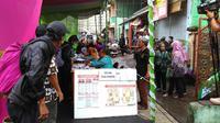 Pemungutan suara ulang di TPS 01 Utan Panjang, Kemayoran (Liputan6.com/ Muslim AR)