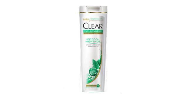 Clear Ice Cool Menthol Shampoo/copyright sociolla.com
