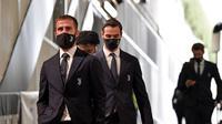 Juventus Ikutan Jualan Masker (Dok Juventus)
