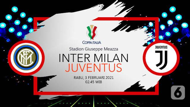 Link Live Streaming Coppa Italia 2020 2021 Inter Milan Vs Juventus Bola Liputan6 Com