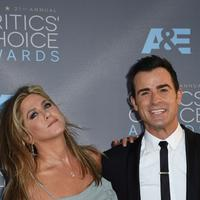 Justin Theroux dikabarkan berselingkuh dari Jennifer Aniston. (AFP/Bintang.com)