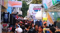 Berburu diskon dan promo di festival fashion dan kuliner di Bekasi Clothing Expo 2018. (Foto: Dok. Jakcloth)