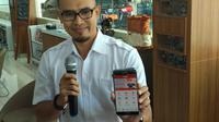Konsumen bisa memesan servis mobil seperti ojek online (Amal/Liputan6.com)