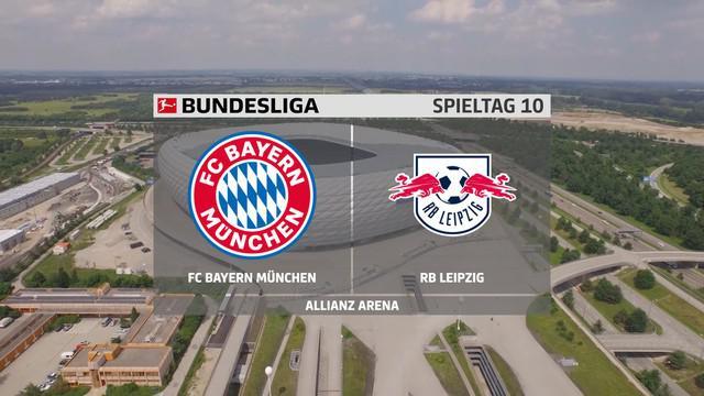 Berita video gol-gol yang tercipta dalam laga seru Bundesliga pekan ke-10, Bayern Munchen kontra RB Leipzig yang berakhir dengan skor 3-3, Minggu (6/12/2020) dinihari WIB.