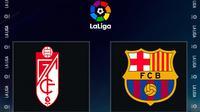 La Liga - Granada Vs Barcelona (Bola.com/Adreanus Titus)