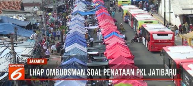 Pemprov DKI Jakarta direkomendasikan untuk merelokasi PKL dan membuka kembali akses Jalan Jatibaru selambat-lambatnya 60 hari pasca penyerahan LAHP.
