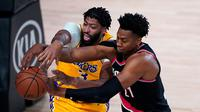 LA Lakers vs Portland Trail Blazers. (Dok. NBA.com)