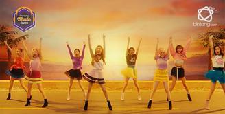 Minggu ini Bintang Music Review bakal ngebahas SNSD