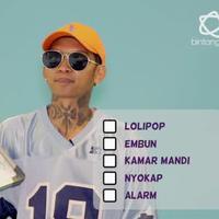 Intip aksi freestyle rap ala Young Lex di kantor Bintang.com