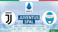 Serie A - Juventus Vs Spal (Bola.com/Adreanus Titus)