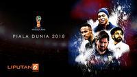 Infografis 4 Pemain yang Bakal Jadi Bintang di Piala Dunia 2018 (Liputan6.com/Abdillah)