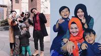 Kenangan Manis Lina bersama Anak-Anaknya (Sumber: