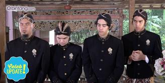 Al, El, dan Dul sudah semakin dewasa, Ahmad Dhani belum siap jadi kakek.