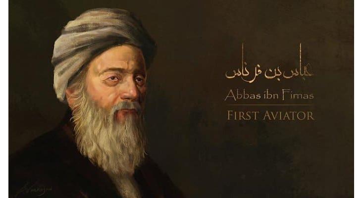 Ilmuwan muslim Abbas Bin Firnas (Sumber: Wikipedia)