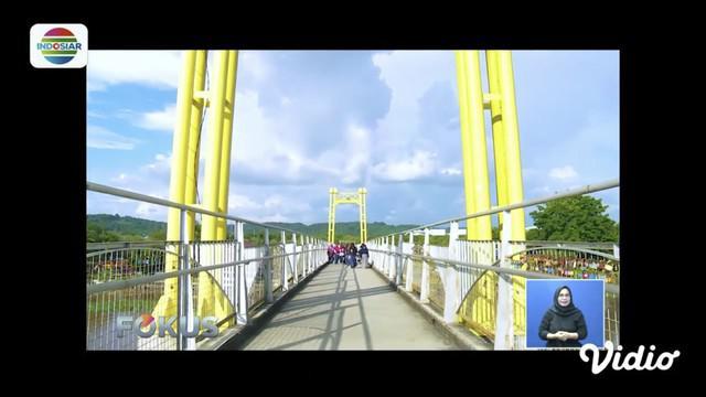 Provinsi Kalimantan Timur yang akan menjadi ibu kota baru Indonesia memiliki sejumlah tempat wisata menarik dan layak untuk menjadi obyek swafoto. Selengkapnya bersama Sheila Purnama dalam Selfie Yuk.