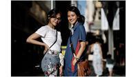 Gista Putri dan Sakina Tama (Sumber: Instagram/@wishnutama)