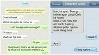 Chat Kocak Dengan Tukang Tipu Ini Bikin Ketawa Ngakak (sumber:1cak.com)