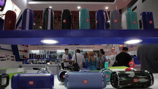 Produsen Elektronik China Jajaki Kerja Sama dengan Indonesia