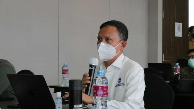 Rapat Koordinasi antara Kemenko Marves dengan berbagai stakeholder di daerah Jawa Barat, Senin (23/11).