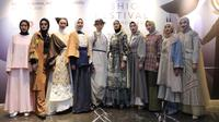 Konferensi pers MUFFEST 2020 di Goodrich Suites, ARTOTEL Portfolio, Jakarta Selatan, 27 Januari 2020. (Daniel Kampua/Fimela.com)