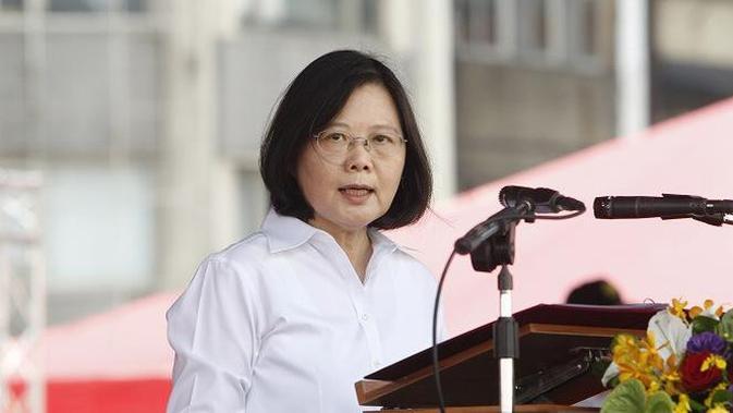 Taiwan Bakal Ringankan Pembatasan Impor Daging Babi dari AS, Ribuan Orang Demonstrasi