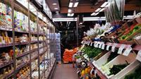 Ilustrasi supermarket. (dok. Unsplash.com/Mehrad Vosoughi @mehrad_vosoughi)