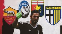 Gianluigi Buffon. (Bola.com/Dody Iryawan)