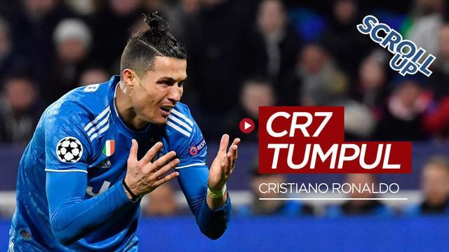 Berita video Scroll Up kali ini membahas penurunan performa Cristiano Ronaldo saat melawan Lyon di Leg 1 babak 16 besar Liga Champions.