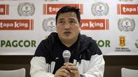 Tim manajer Timnas Filipina, Dan Palami menargetkan juara Piala AFF 2018. (NOEL CELIS / AFP)