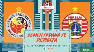Semen Padang FC Vs Persija Jakarta