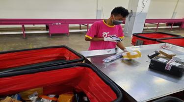 Layanan logistik anak usaha PT Adi Sarana Armada Tbk, Anteraja (Dok: Adi Sarana Armada/ASSA)