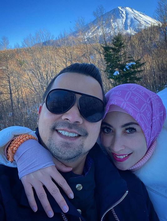Annisa Trihapsari dan Sultan Djorghi (Instagram/djorghisultan)