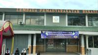 Lapas Klas IIA Bekasi. (Liputan6.com/Fernando Purba)