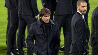 Antonio Conte (NIKOLAY DOYCHINOV / AFP)