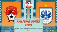 Shopee Liga 1 - Kalteng Putra Vs PSIS Semarang (Bola.com/Adreanus Titus)