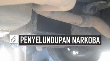 Narkoba jenis sabu dan ganja senilai puluhan miliar rupiah disita polisi Lampung. Barang haram tersebut dibawa sejumlah kurir untuk diselundupkan ke luar Lampung.
