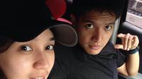 Dhini Aminarti ogah ditanya soal anak. (foto: Instagram/dhiniaminarti)