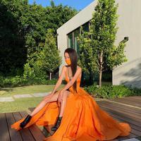 Vera Wang menghabiskan masa karantina selama virus corona melanda di Miami. (Foto: Vera Wang)