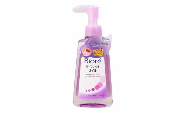 Biore Cleansing Oil/copyright sociolla.com