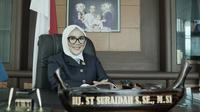 Ketua DPRD Sulbar, Sitti Suraidah Suhardi (Liputan6.com/Istimewa)